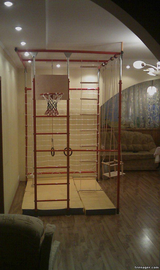 детский спортивный комплекс юниор 4 х опорный